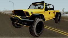 Canis Kamacho GTA V para GTA San Andreas