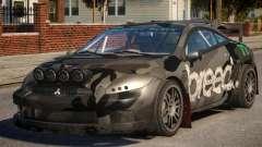 Mitsubishi Eclipse GT PJ3 para GTA 4