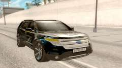 Ford Explorer V para GTA San Andreas
