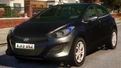 Hyundai i30 Q Car