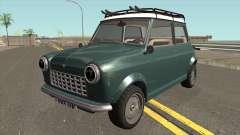 Weeny Issi Classic GTA V para GTA San Andreas