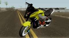 Honda CB500X Modified Street Race para GTA San Andreas