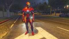 Iron Man MK50 MCOC Version para GTA 5