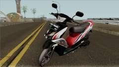 Yamaha Mio GT STD para GTA San Andreas