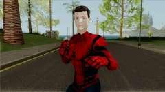 Spider-Man Homecoming Tom Holland Unmasked para GTA San Andreas