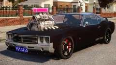 Sabre GT-R para GTA 4