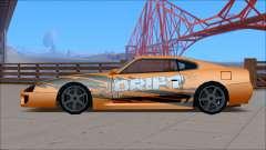 El vinilo Jester para GTA San Andreas