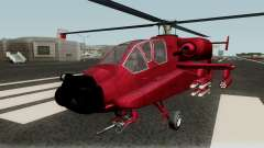 FH-1 Hunter para GTA San Andreas