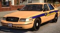 Kentucky Vehicle Enforcement para GTA 4