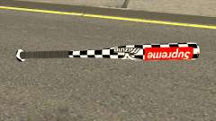 Supreme Baseball Bat para GTA San Andreas