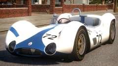 Maserati Tipo 60 Birdcage V.1 para GTA 4