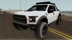 Ford F-150 Raptor Project Scorpio 2017 No Paint para GTA San Andreas