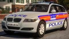 Metropolitan BMW 3 Series Galaxy Version para GTA 4