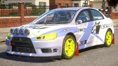 Mitsubishi Lancer EVOX PJ3 para GTA 4