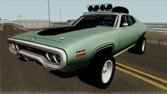 Plymouth GTX Rusty Rebel 1972 para GTA San Andreas