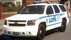 Homeland Security Chevrolet LC para GTA 4