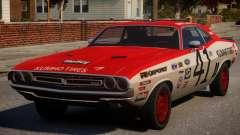 Dodge Challenger 1971 PJ3 para GTA 4