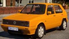 Volkswagen Golf Velociti para GTA 4