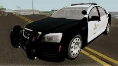 Chevrolet Caprice LAPD 2013 para GTA San Andreas
