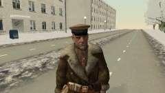 El ejército rojo en el Invierno de Forma para GTA San Andreas