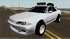 Nissan Skyline R32 Rusty Rebel para GTA San Andreas