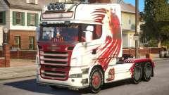 Scania R580 Longline Custom PJ15