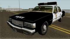 Chevrolet Caprice R.P.D 1987 para GTA San Andreas