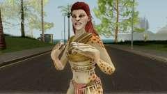 Injustice 2 Cheetah para GTA San Andreas