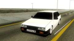 VAZ 2108 Rus Plate para GTA San Andreas