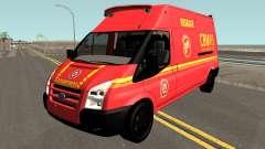 Ford Transit UR para GTA San Andreas