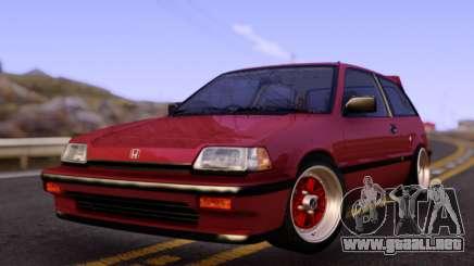 Honda Civic-R para GTA San Andreas