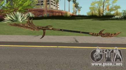 Marvel Future Fight - Corvus Glaive Weapon para GTA San Andreas