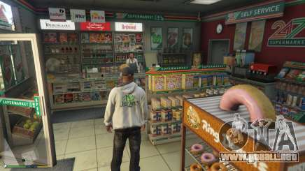 Robbable Store Locations 2.0 para GTA 5