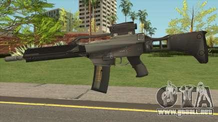 G6 Commando para GTA San Andreas