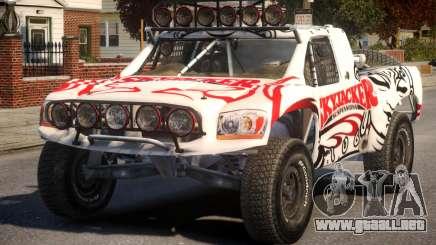 Dodge Ram DiRT2 PJ3 para GTA 4