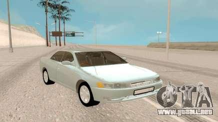 Toyota Mark II JZX90 Stock para GTA San Andreas