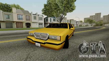 New Elegant v1.1 para GTA San Andreas