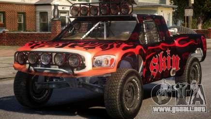 Dodge Ram Trophy Truck (DiRT2) para GTA 4
