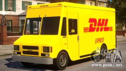 Real Delivery Trucks para GTA 4