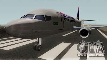 AT400 LATAM TC GTA Brasil para GTA San Andreas