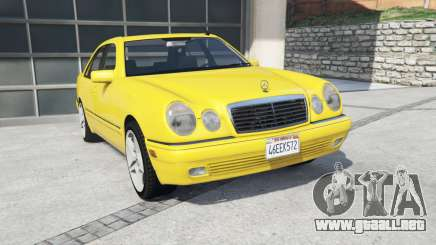 Mercedes-Benz E 420 (W210) [add-on] para GTA 5