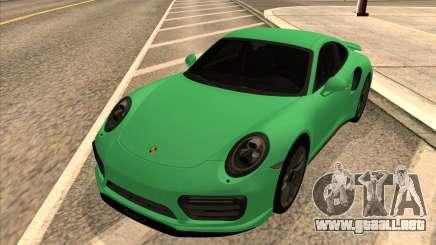 Porsche 911 Turbo S para GTA San Andreas