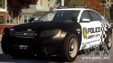 Cheval Fugitive 735 para GTA 4