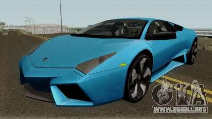 Lamborghini Reventon 2008 para GTA San Andreas