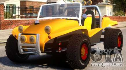 Buggy Dune V1 para GTA 4