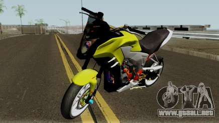 Honda CB500X Modified Street Race para GTA San Andreas