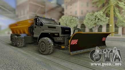 Ural 55571 SIGUIENTE para GTA San Andreas