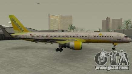 Boeing 757-200 MrMateczko Edición para GTA San Andreas