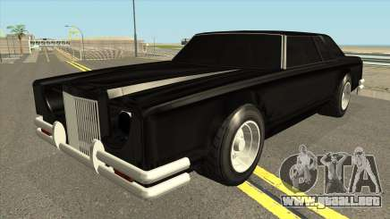 Dundreary Virgo The Car GTA V para GTA San Andreas