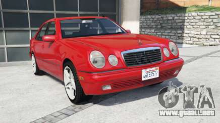 Mercedes-Benz E 420 (W210) [replace] para GTA 5